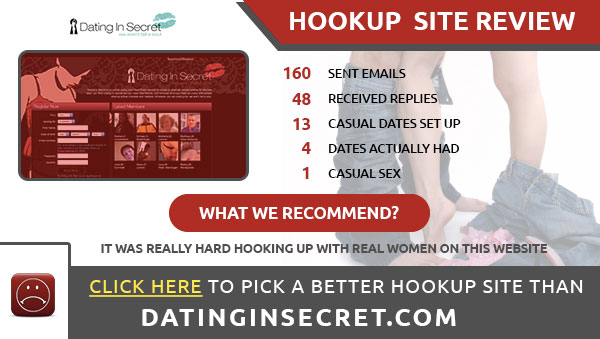 DatingInSecret testimonials