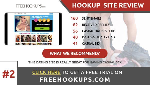 FreeHookups testimonials